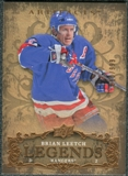 2008/09 Upper Deck Artifacts #114 Brian Leetch LEG /999