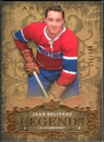 2008/09 Upper Deck Artifacts #119 Jean Beliveau LEG /999