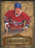 2008/09 Upper Deck Artifacts #122 Steve Shutt LEG /999