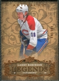 2008/09 Upper Deck Artifacts #123 Larry Robinson LEG /999