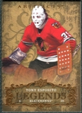 2008/09 Upper Deck Artifacts #137 Tony Esposito LEG /999