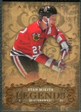 2008/09 Upper Deck Artifacts #140 Stan Mikita LEG /999