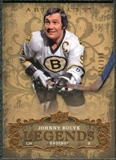 2008/09 Upper Deck Artifacts #144 Johnny Bucyk LEG /999