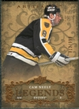 2008/09 Upper Deck Artifacts #147 Cam Neely LEG /999