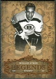 2008/09 Upper Deck Artifacts #148 Willie O'Ree LEG /999