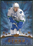 2008/09 Upper Deck Artifacts #168 Markus Naslund S /999