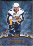 2008/09 Upper Deck Artifacts #194 Thomas Vanek S /999