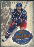 2008/09 Upper Deck Artifacts #201 Derick Brassard RC /999