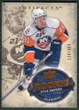2008/09 Upper Deck Artifacts #215 Kyle Okposo RC /999