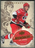 2008/09 Upper Deck Artifacts #233 Joe Jensen RC /999