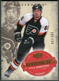 2008/09 Upper Deck Artifacts #234 Kyle Greentree RC /999