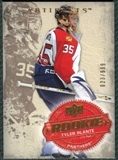 2008/09 Upper Deck Artifacts #241 Tyler Plante RC /999