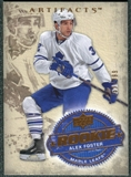 2008/09 Upper Deck Artifacts #245 Alex Foster RC /999