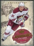 2008/09 Upper Deck Artifacts #246 Kyle Turris RC /999