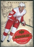 2008/09 Upper Deck Artifacts #253 Mattias Ritola RC /999