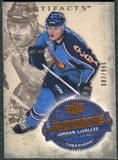 2008/09 Upper Deck Artifacts #257 Jordan LaVallee RC /999