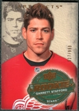 2008/09 Upper Deck Artifacts #260 Garrett Stafford RC /999