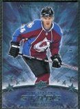 2008/09 Upper Deck Artifacts Blue #187 Paul Stastny S /50