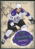 2008/09 Upper Deck Artifacts Blue #209 Brian Boyle RC /50
