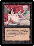 Magic the Gathering Alpha Single Sacrifice - NEAR MINT (NM)
