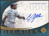 2005 Ultimate Signature #BU B.J. Upton Decades Auto