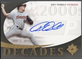 2005 Ultimate Signature #RO Roy Oswalt Decades Auto