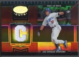 2004 Leaf Certified Cuts #104 Paul Lo Duca Marble Material Red Position Jersey #029/100