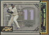 2005 Prime Cuts #48 Gary Sheffield Material Jersey #26/50