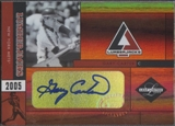 2005 Leaf Limited #14 Gary Carter Lumberjacks Signature Auto #10/50