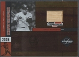 2005 Leaf Limited #8 Dave Winfield Lumberjacks Bat #48/50