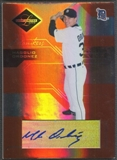 2005 Leaf Limited #93 Magglio Ordonez Monikers Bronze Auto #064/100