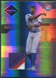 2005 Leaf Limited #107 Alfonso Soriano Threads Patch #093/100