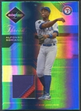 2005 Leaf Limited #107 Alfonso Soriano Threads Patch #090/100