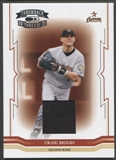 2005 Throwback Threads #7 Craig Biggio Material Jersey #32/50