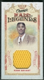 2009/10 Upper Deck Champ's Hall of Legends Memorabilia #HLKB Kobe Bryant