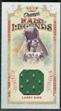 2009/10 Upper Deck Champ's Hall of Legends Memorabilia #HLLB Larry Bird