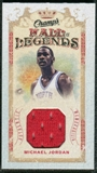 2009/10 Upper Deck Champ's Hall of Legends Memorabilia #HLMJ Michael Jordan