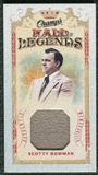 2009/10 Upper Deck Champ's Hall of Legends Memorabilia #HLSB Scotty Bowman