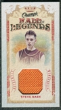 2009/10 Upper Deck Champ's Hall of Legends Memorabilia #HLSN Steve Nash