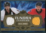 2008/09 Upper Deck Artifacts Tundra Tandems Bronze #TTGH Simon Gagne Dany Heatley /75