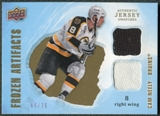 2008/09 Upper Deck Artifacts Frozen Artifacts Dual Gold #FADCN Cam Neely /75