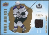 2008/09 Upper Deck Artifacts Frozen Artifacts Retail #FAAK Anze Kopitar