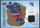 2008/09 Upper Deck Artifacts Frozen Artifacts Retail #FACD Chris Drury