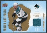 2008/09 Upper Deck Artifacts Frozen Artifacts Retail #FAJT Joe Thornton