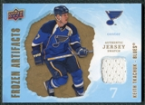 2008/09 Upper Deck Artifacts Frozen Artifacts Retail #FAKT Keith Tkachuk