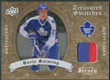 2008/09 Upper Deck Artifacts Treasured Swatches Retail #TSBS Borje Salming