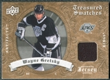 2008/09 Upper Deck Artifacts Treasured Swatches Retail #TSWG Wayne Gretzky SP