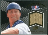 2008 Upper Deck USA Baseball Camo Cloth Jerseys #CC13 Tommy Medica