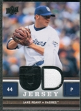 2008 Upper Deck UD Game Materials #JP Jake Peavy