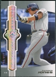 2007 Upper Deck Ultimate Collection #1 Chipper Jones /450